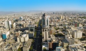املاک تهران