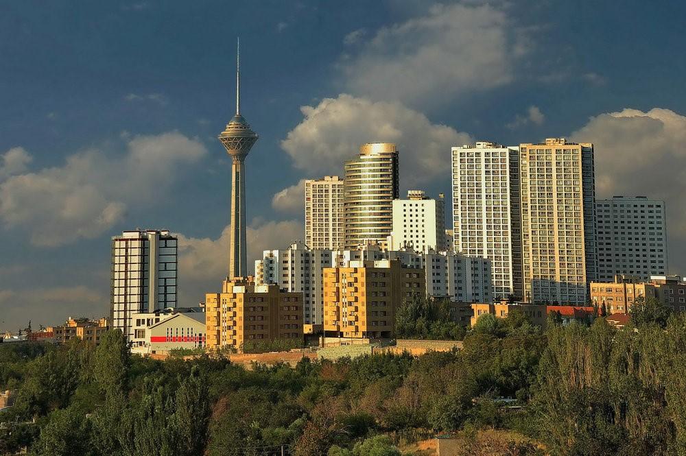 رشد املاک تهران