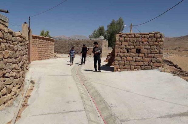 پرداخت ۱۲۰ فقره وام بهسازی مسکن روستایی در اندیکا