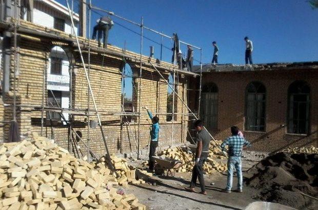 نوسازی خانه های روستایی مغفول مانده است