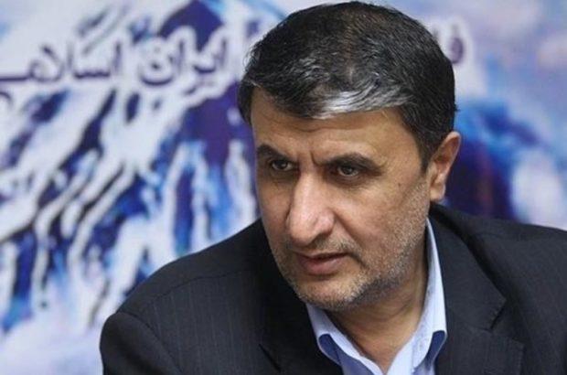 محمد اسلامی از برنامه های جدید وزارت راه می گوید