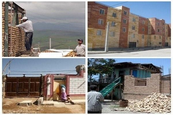 ضرورت بازسازی ۳٫۵ میلیون مسکن واقع در بافت های ناکارآمد
