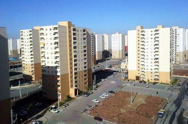خدمات شهری در مسکن مهر پردیس کلید خورد
