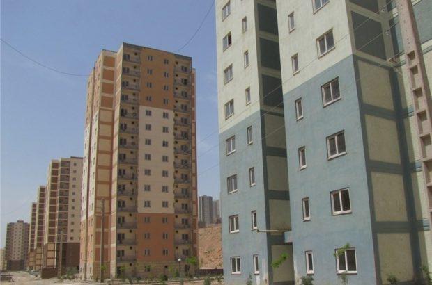 تکمیل ۸۹۳ واحد مسکونی مهر در اردبیل استارت خورد