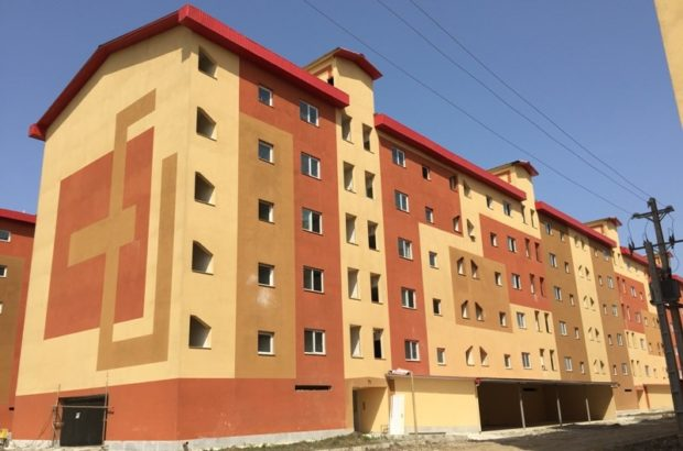 از ابتدای دولت یازدهم، ۶۴ درصد از واحد های مسکونی مهر تکمیل شده اند
