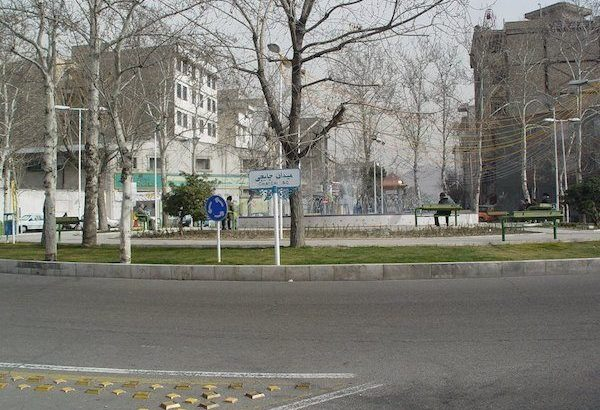 محله تهران نو
