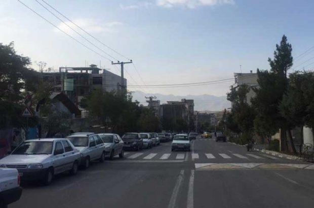 محله شهرک ولیعصر