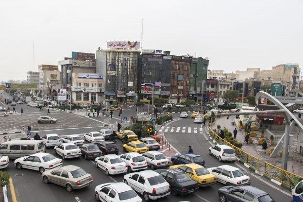 شرایط فروش آپارتمان در محله پونک تهران 2