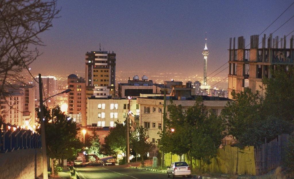 فروش آپارتمان در سعادت آباد تهران