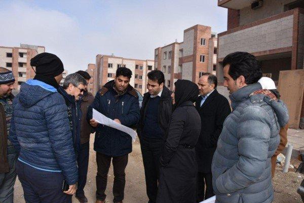 شهر جدید گلبهار تکمیل واحد های مسکونی مهر را در اولویتش قرار داده است