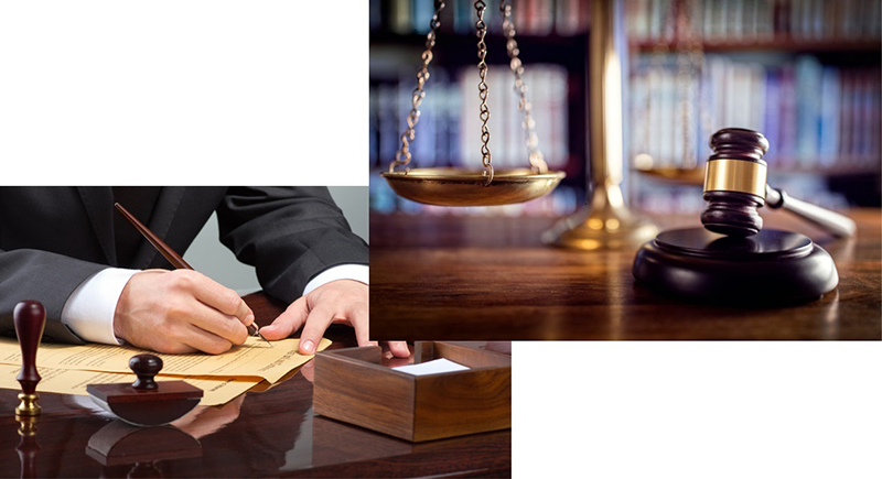 مشاور حقوقی ملکی