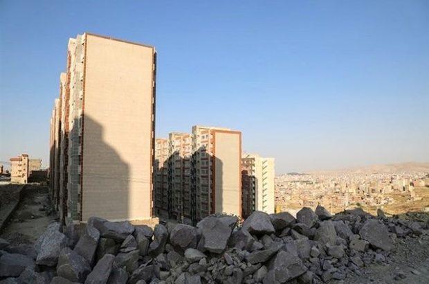 بدهی بانک مسکن در پروژه مسکن مهر بر دوشِ دولت قرار گرفت