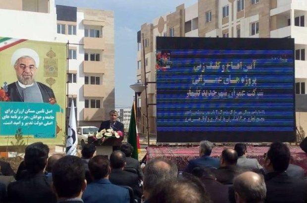 بهره برداری از ۲ هزار و ۲۶۱ مسکن مهر در استان خراسان رضوی