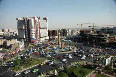 محله تهرانپارس غربی