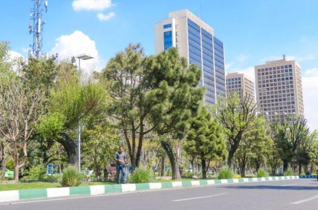خرید آپارتمان در بلوار کشاورز تهران