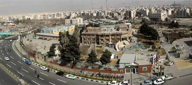 محله قصر فیروزه