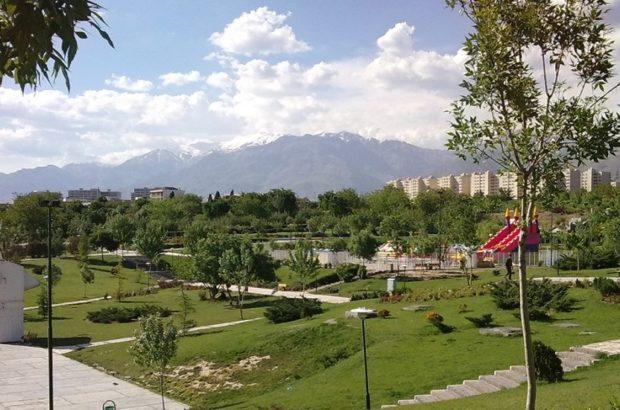 محله تهرانپارس شرقی