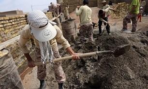 بهره برداری بسیج سازندگی از مسکن مددجویی روستای سولقان میناب