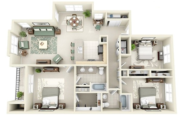 در خرید آپارتمان به چه مواردی باید توجه کرد؟