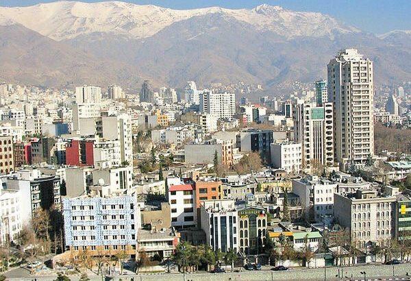 رشد مسکن در مناطق مختلف تهران چگونه بوده است؟
