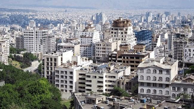 املاک تهران چه وضعیتی را طی میکنند؟ 2
